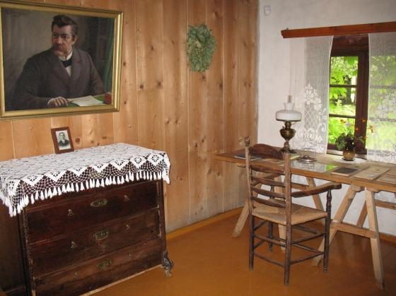 Rakstnieka istaba