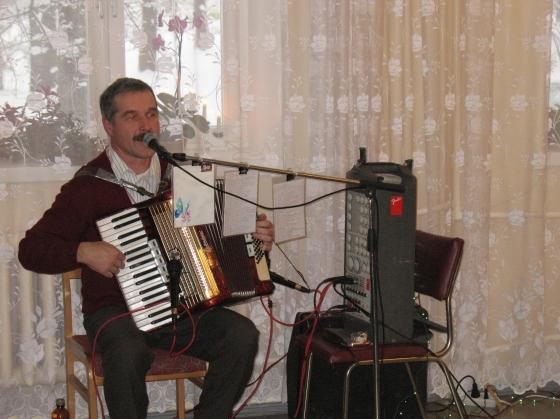 Akordeonists Uldis Vabulis