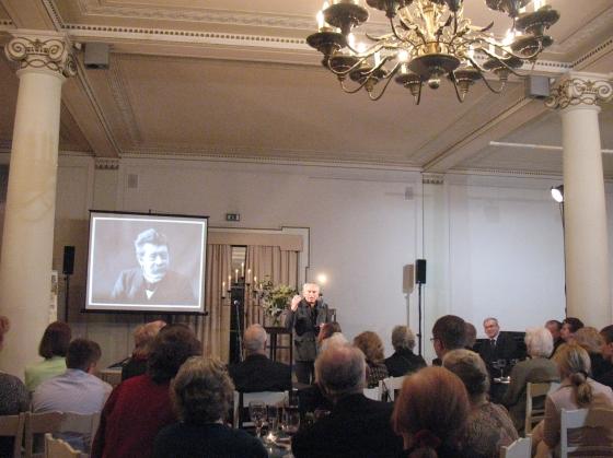 Rakstnieks Ēriks Hānbergs