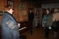 """""""Braku"""" muzejā - ciemiņus sagaida Anna Kuzina"""