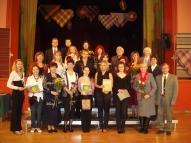 Konkursa laureāti un organizatori
