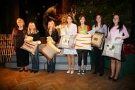 Braku muzeja vadītāja Anna Kuzina un atzinību ieguvēji