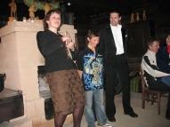 Franču gaisotnē saimes istabā, 2007. gada maijs