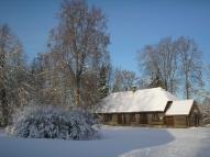 Braki baltajā ziemā