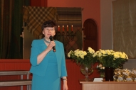 Žūrijas pārstāve Mārīte Breikša