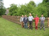 Žoga būvētāju darba grupa - SIA Akorns no Ogres
