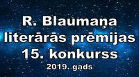 Blaumaņa 15. konkurss, 2019